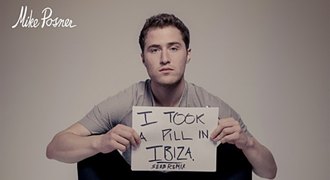 Mike Posner – I Took A Pill In Ibiza Lyrics – Song Lyrics