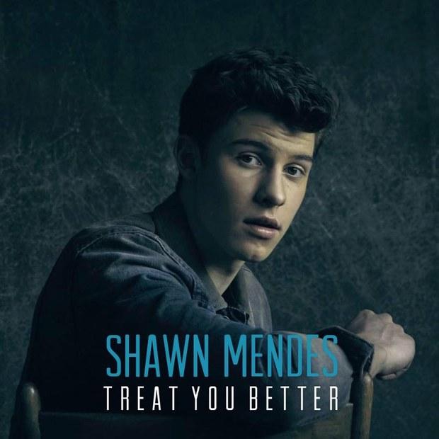 Shawn Mendes – Treat You Better Lyrics – Song Lyrics