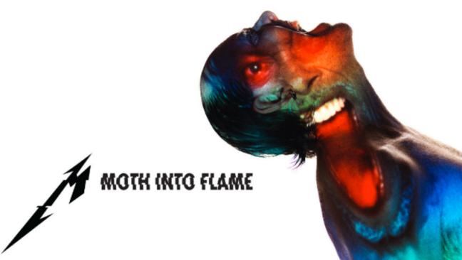 Metallica - Moth Into Flame Lyrics