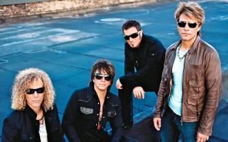 Bon Jovi Lyrics