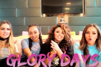 Little Mix Glory Days Song Lyrics Album