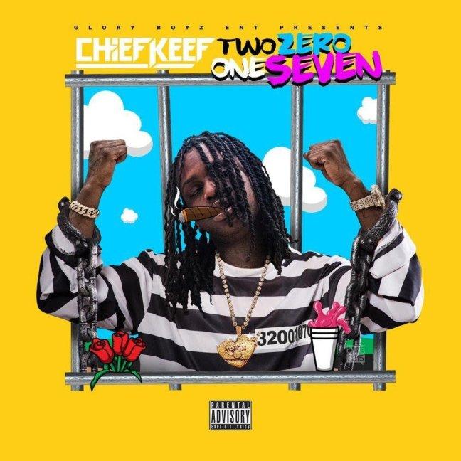 Chief Keef - Two Zero One Seven (Album 2017)
