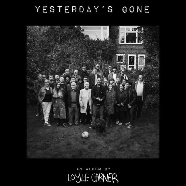 Yesterday's Gone (Album 2017 tracklist)