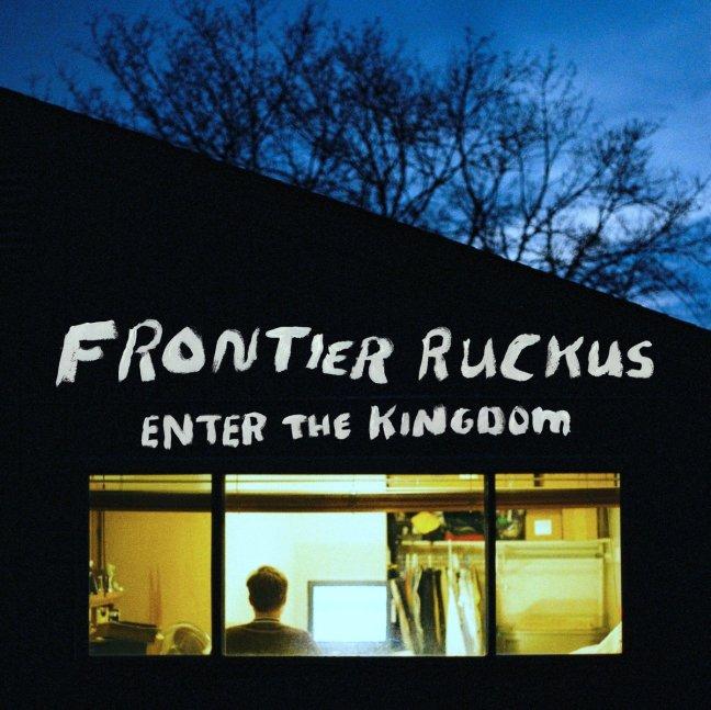 Frontier Ruckus Enter The Kingdom album cover