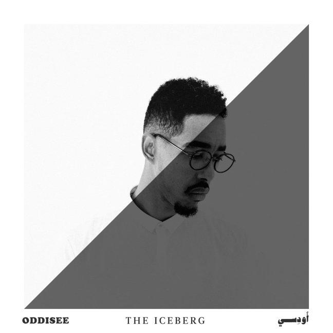 Oddisee - The Iceberg cover