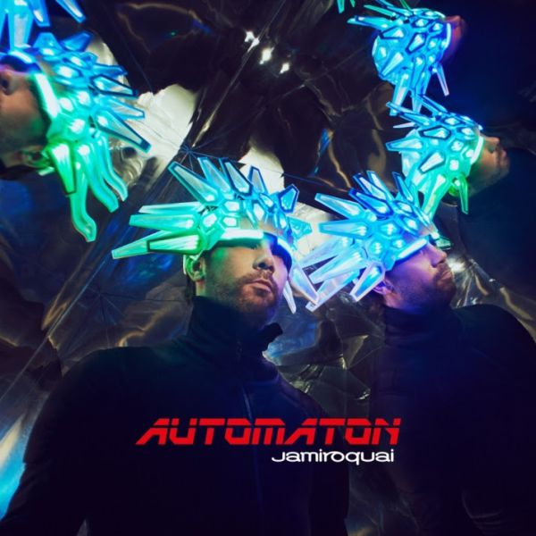 Jamiroquai - Automaton (Album artwork)
