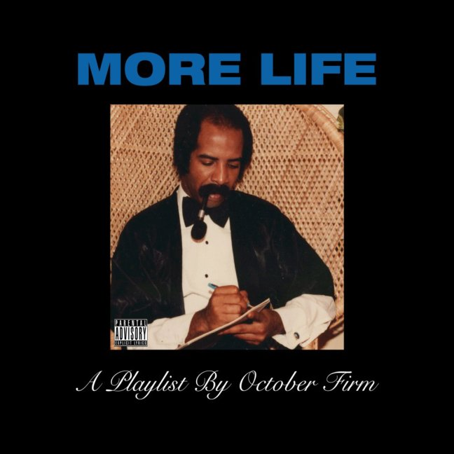 Drake - More Life (Album 2017) lyrics tracklist