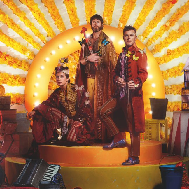Take That Album 2017 Wonderland