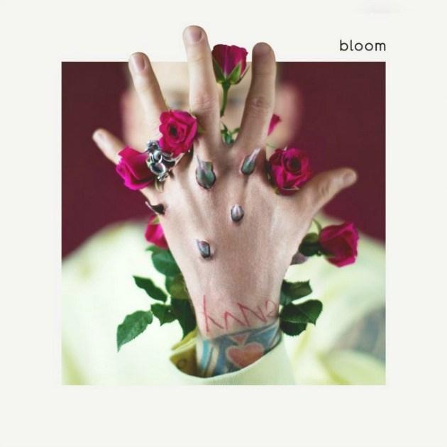 Machine Gun Kelly - Bloom (Album artwork