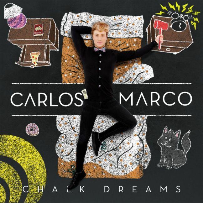 Chalk Dreams (Album cover)