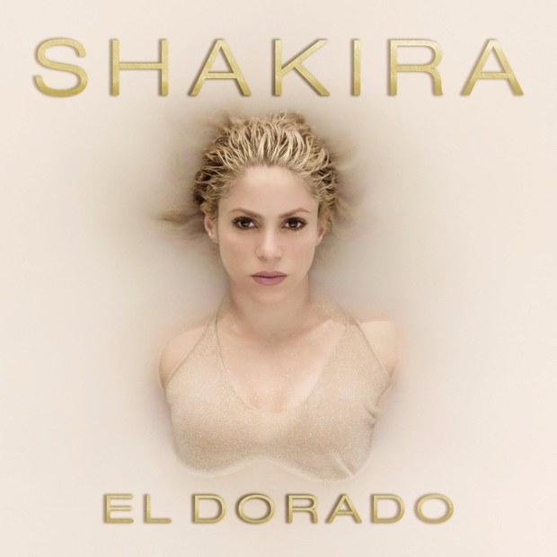 Shakira - El Dorado (Album Cover Art)
