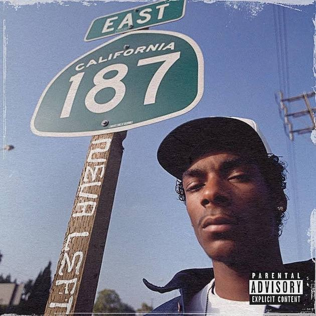 Snoop Dogg - Neva Left (Album Cover)