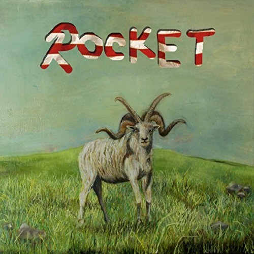 (Sandy) Alex G - Rocket (Album Cover Art)