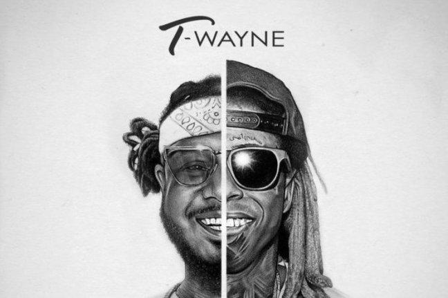T-Pain & Lil Wayne - T-Wayne (Album Art)