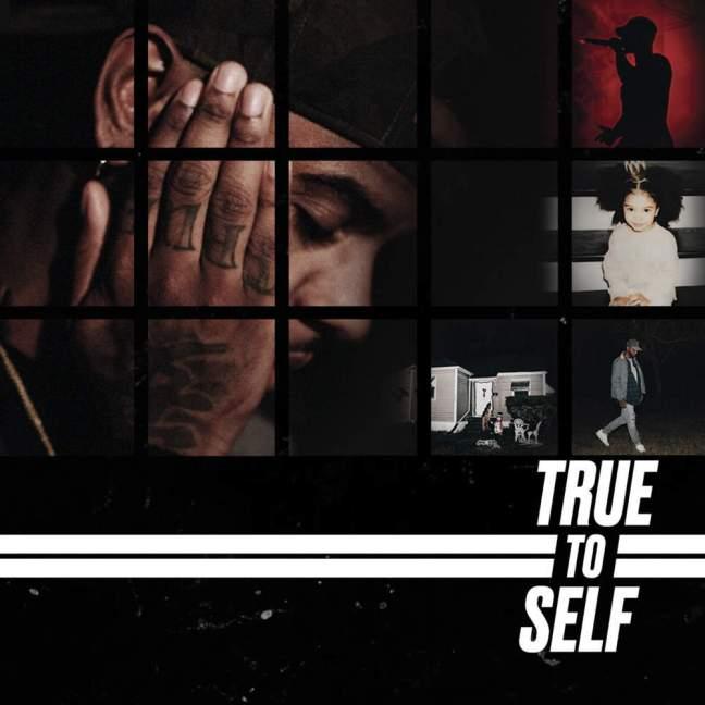 Bryson Tiller - True To Yourself (Album 2017 cover)