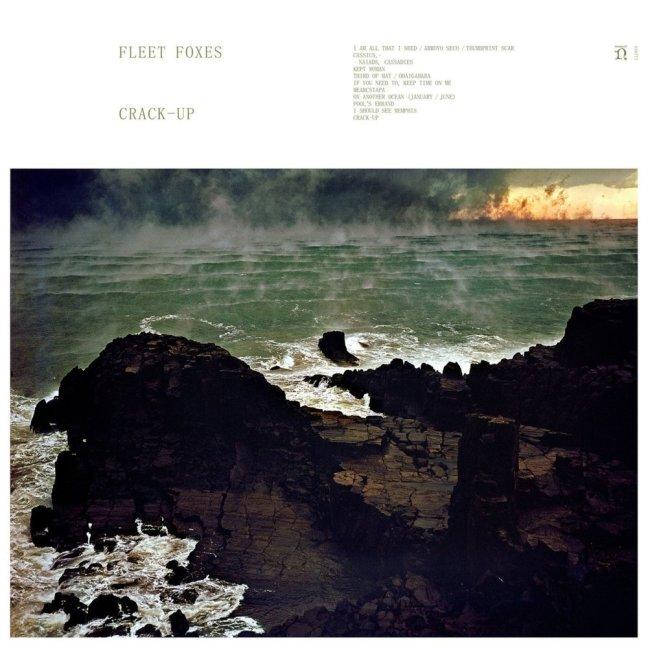 Fleet Foxes - Crack-Up (Album Cover)