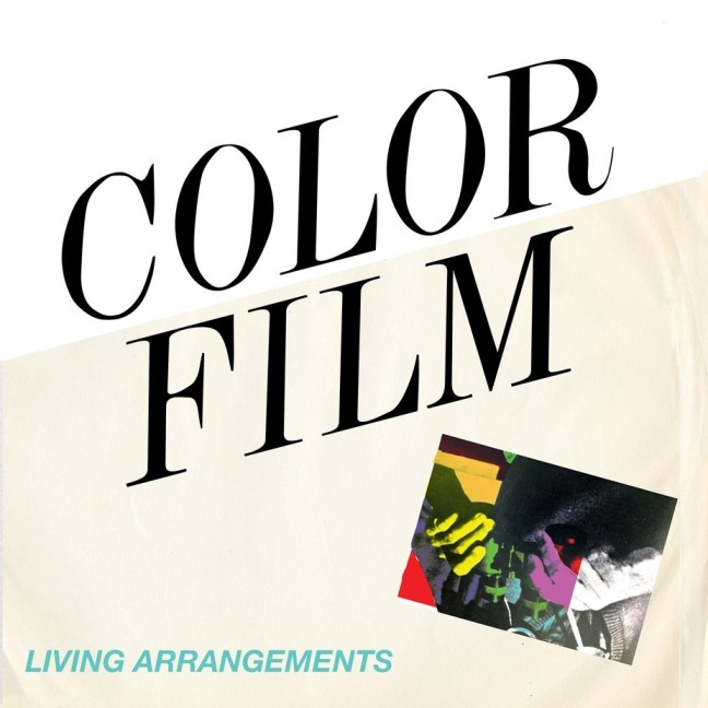 Living Arrangements Cover