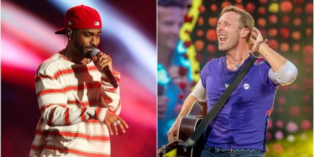 Coldplay - Miracles (Someone Special) ft big sean