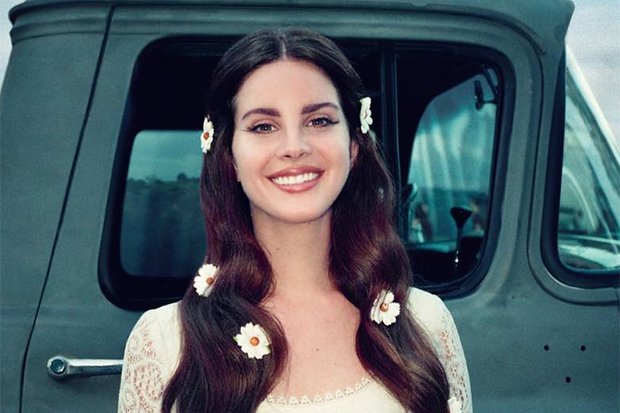 Lana Del Rey - Groupie Love