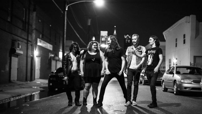 Sheer Mag - Need to Feel Your Love (Album​ 2017)