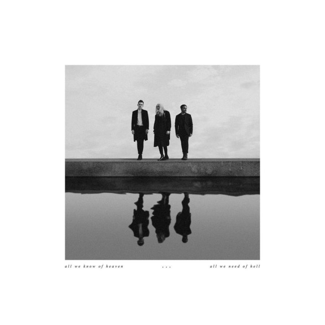 PVRIS - All We Know Of Heaven, All We Need Of Hell (Album Cover)