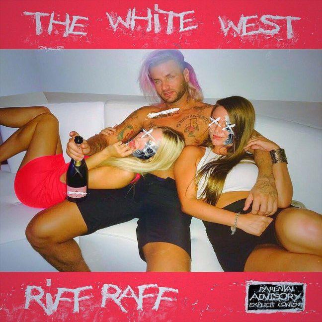 Riff Raff - The White West (Album Cover)