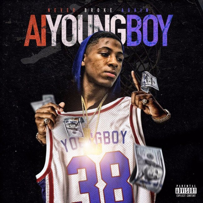 AI YoungBoy (Album Cover)
